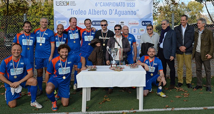 Ussi Umbria, squadra quarta classificata