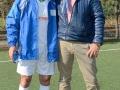 Luciano Adriani (Abruzzo) con Jacopo Volpi, presidente di Ussi Roma