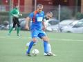 Pagano (Ussi Abruzzo, maglia Be Sport) e Porfiri (per Ussi Umbria, maglia bianco-verde Rossopomodoro)