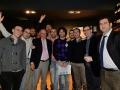 Le squadre del Trofeo D\'Aguanno festeggiano assieme in una serata all\'insegna dell\'allegria