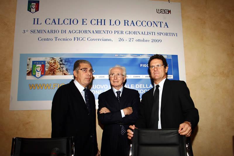 Il-Calcio-e-chi-lo-racconta-2009-Luigi-Ferrajolo-Azeglio-Vicini-e-Fabio-Capello