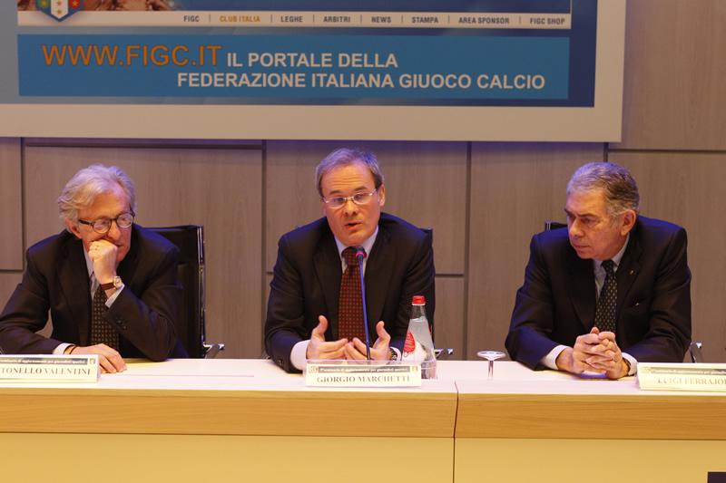 Il-Calcio-e-chi-lo-racconta-Antonello-Valentini-Giorgio-Marchetti-e-Luigi-Ferrajolo