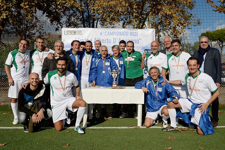 UssiAbruzzo, squadra seconda classificata