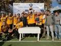 La squadra di Ussi Roma, prima classificata