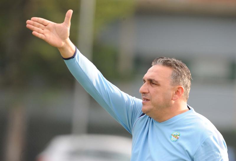 Il Mister di Ussi Puglia, Diego Marzulli